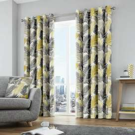 CURTAINS, LINING, EYELETS, DUST PROOF