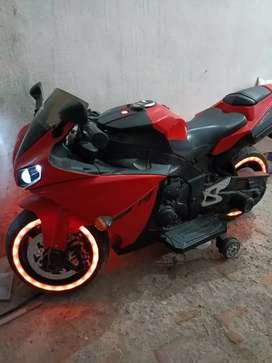 R15 electric bike