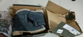 TIMBERLAND SHOES UNUSED