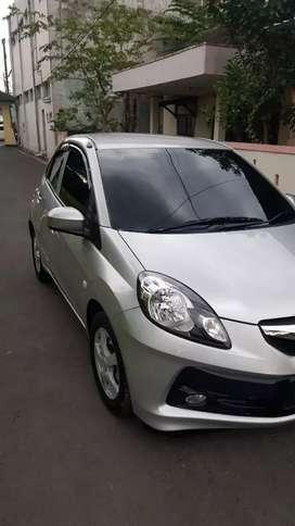 Honda brio E metic 2014
