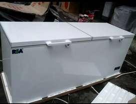Freezer Kapasitas 750liter RSA Baru | COD makassar
