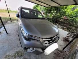 Toyota Fortuner 2018 Diesel 29000 Km Driven