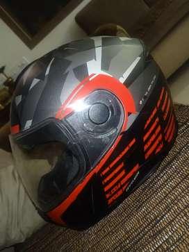 Vega ryker helmet 6 months old