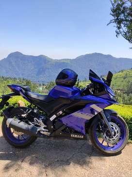 Yamaha R15v3 for sale,