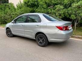 Honda City ZX 2006 Petrol Good Condition