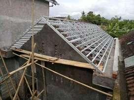 Kanopi dan atap baja ringan untuk wilayah magelang