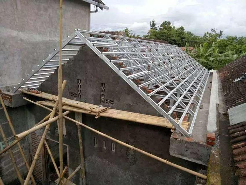 Kanopi dan atap baja ringan untuk wilayah magelang 0