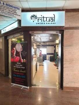 Ritual unisex salon