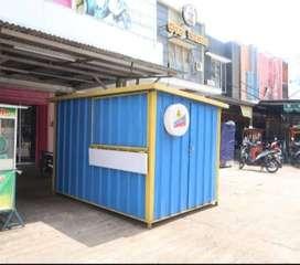 Jual Semi Container Bekas