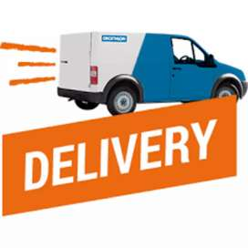 Delivery Boy required for delivering of food