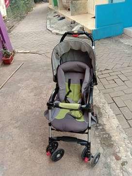 Baby stroller pliko dan cool kids
