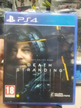 Ps4 Death standing use available