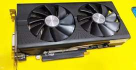 RX 570 4GB Sapphire , Gaming Card - Like New A1 Condition