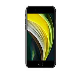 Cicilan Promo Bunga 1,99% Free Adm iPhone SE 2nd Gen 128GB Black
