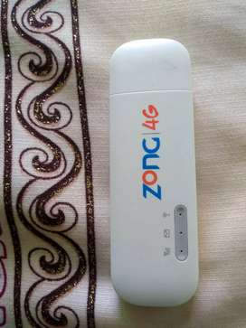 Zong 4G unlocked Wifi Wingle best speed on all Networks