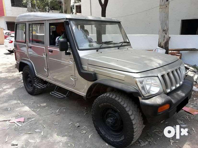 Mahindra Bolero DI 4WD BS III, 2010, Diesel 0