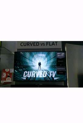 "Tv Samsung 55"" Curved Promo Home Credit Free adm 199rb"