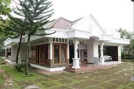 Rumah Ada Pendopo LT 1647 m2 Magelang Kawasan Borobudur