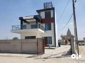 2BHK INDEPENDET HOUSE BARSANA 12.5LAKH PAY IN 60EMI WITHOUT INTEREST