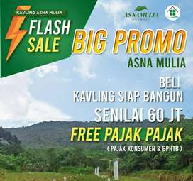 60jt sudah punya properti tanah di Bogor dekat IPB Dramaga