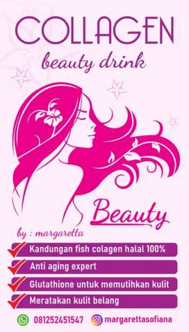 Beauty drink collagen