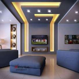 Home&offices interior decoration&Renovation