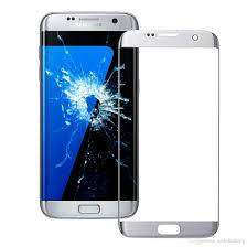ALL samsung EDGE MODEL broken GLASS REPLACEMENT DONE