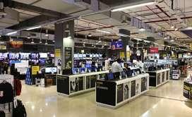 Desktop Support For Retail Showroom