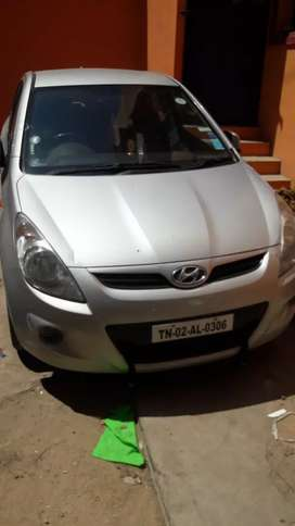 Hyundai i20 2010 Petrol Good Condition