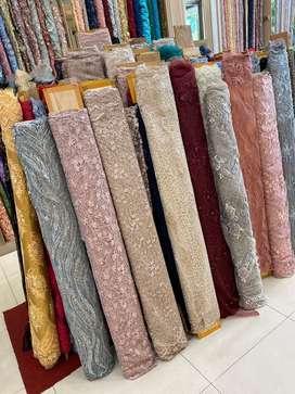 Dicari staff spg pengalaman toko tekstil