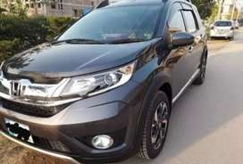 Get Honda Br-v 2018 on easy installment from Mian Group of(impx)pvt