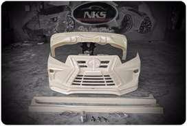 Innova crysta Lexus style Bodykit