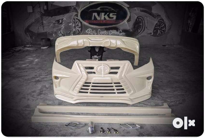 Innova crysta Lexus style Bodykit 0