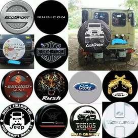Cover/Sarung Ban desain for Toyota Rush/Terios/Panther/taft#Mantul Mca