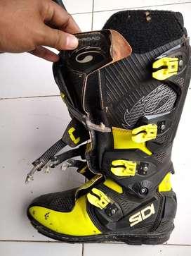 Sepatu Boots Sidi Trail Trabas Adventure