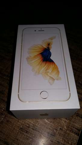 iPhone 6s 64 gb gold color