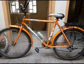 ALMOST NEW BICYCLE GENUINE