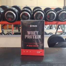 Evolene Whey Protein 228 gram 6 sachet gr Evo