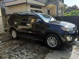 Toyota Fortuner G Lux 2012 AT