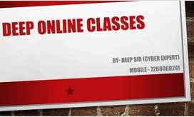 DEEP ONLINE CLASSES CLASSES