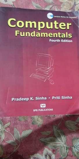 Computer fundamentals fourth edition