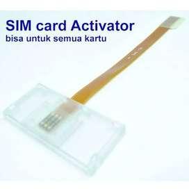 Aktivator Kartu Perdana Simcard Universal undefined Activator Sim Card