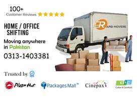 Rapid Movers & Packers | Top Rated Moving Company