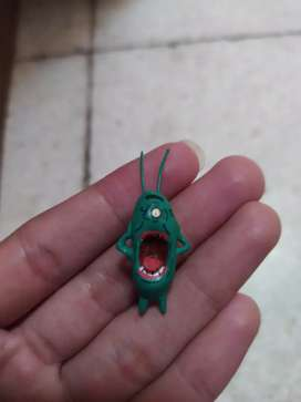 Figure Plankton Custom Rare