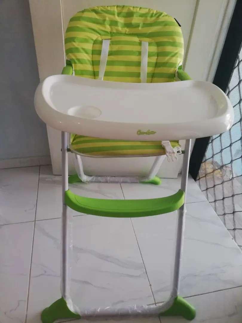 High Chair Cocolatte / Baby Chair / Kursi Makan Bayi 0