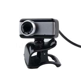 HS Kamera / camera  webcam A3 jepit 5MP with mic