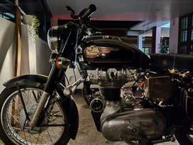 Old gearbox model royal Enfield