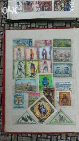 Coins,stamps & Other Collectible Items altogether for 1250000/-
