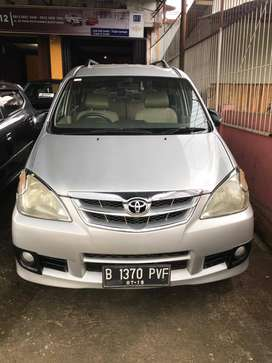 Dijual Toyota Avanza G Thn 2009