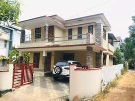 3BHK house at vellimadukunnu